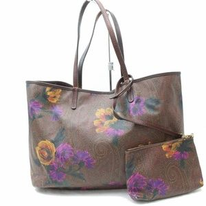 Etro  Paisley Tote with Pouch 869601